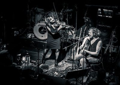 "ralph de jongh & ewa pepper - ""breath of live"" album release concert in club dauphine in amsterdam - photo by hans schoo"